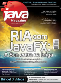 Revista Java Magazine Edi��o 67