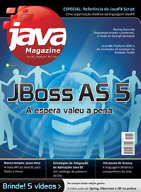 Revista Java Magazine Edi��o 69: JBoss AS 5
