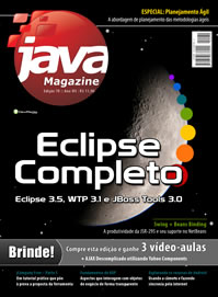 Revista Java Magazine Edi��o 70