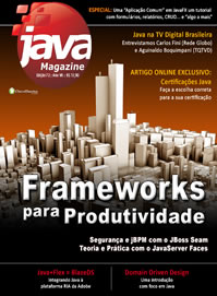 Revista Java Magazine 72