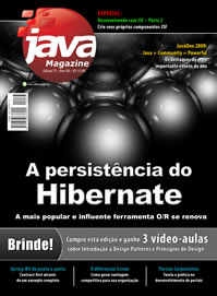 Revista Java Magazine 73: A persistência do Hibernate
