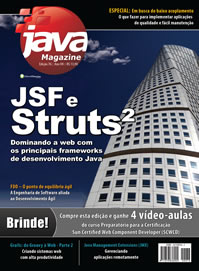 Revista Java Magazine 76