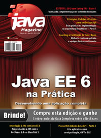 Revista Java Magazine 80