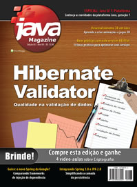 Revista Java Magazine 83