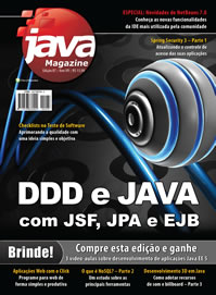 Revista Java Magazine 87