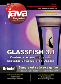 Revista Java Magazine 91