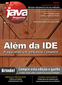 Revista Java Magazine 92
