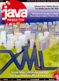 Revista Java Magazine Edi��o 09