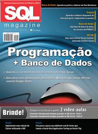 Revista SQL Magazine Edição 67: Programação + Banco de Dados