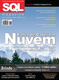 Revista SQL Magazine Edição 72: Banco de Dados em Nuvem