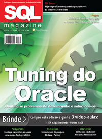 Revista SQL Magazine Edição 73: Tuning do Oracle
