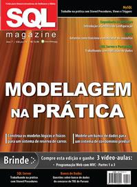 Revista SQL Magazine Edição 74: Modelagem na Prática