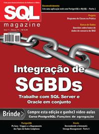 Revista SQL Magazine Edição 79: Integração de SGBDs