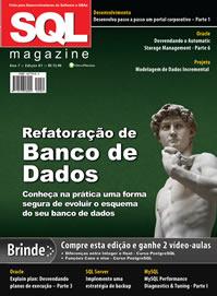 Revista SQL Magazine Edição 81