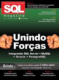 Revista SQL Magazine 85