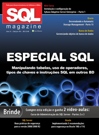 Revista SQL Magazine 90: Especial sobre a Linguagem SQL