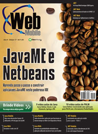 Revista WebMobile - edi��o 17
