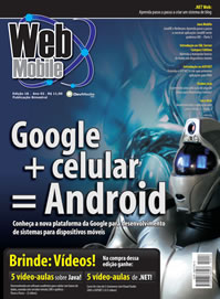 Revista WebMobile Edi��o 18