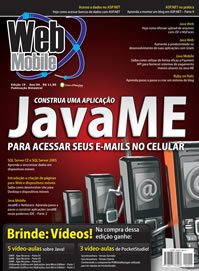 Revista WebMobile Magazine Edi��o 19