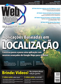 Revista WebMobile Edi��o 20