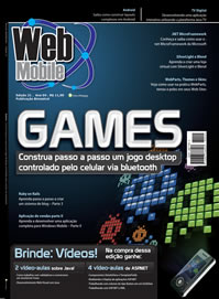 Revista WebMobile Edi��o 21