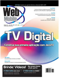 Revista WebMobile Edi��o 22
