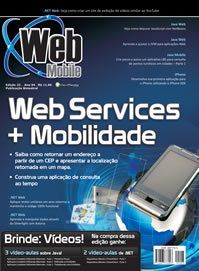Revista WebMobile Edi��o 23