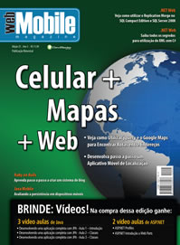 Revista WebMobile Edi��o 25