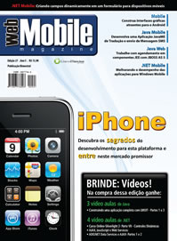 Revista WebMobile 27: Desenvolvendo para iPhone