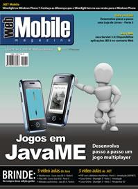 Revista WebMobile Magazine 31: Jogos em JavaME