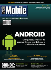 Revista WebMobile Magazine 32