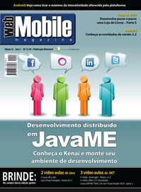 Revista WebMobile Magazine 33