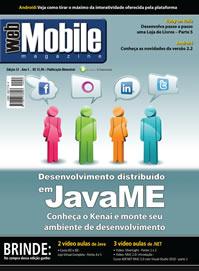 Revista WebMobile Magazine 33: Desenvolvimento distribuído em JavaME