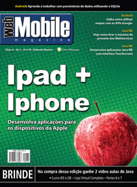Revista Web Mobile Magazine 34: iPad + iPhone