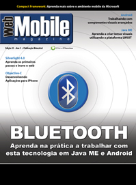 Revista WebMobile Magazine 35: Bluetooth
