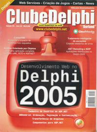 Revista Clube Delphi Edição 59: Desenvolvimento Web no Delphi 2005