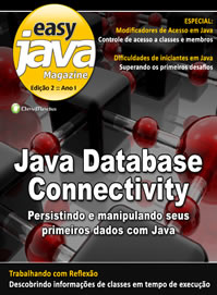 Revista  Easy Java Magazine 2: Java Database Connectivity