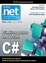 Revista Easy .net Magazine Edi��o 5