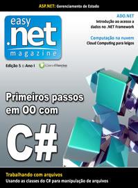 Revista Easy .net Magazine Edição 5: Primeiros Passos em OO com C#