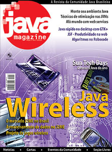 Revista Java Magazine Edi��o 03