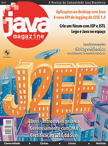 Revista Java Magazine Edi��o 05