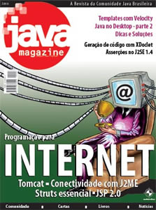 Revista Java Magazine Edi��o 06