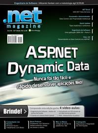 Revista .net Magazine Edição 63: ASP.NET Dynamic Data