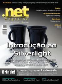 Revista .net Magazine Edição 64: Introdução ao Silverlight