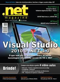 Revista .net Magazine Edição 65: Visual Studio 2010 e .Net 4.0