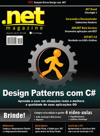 Revista .net Magazine Edição 66: Design Patterns com C#