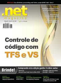 Revista .net Magazine Edição 68: Controle de código com TFS e VS