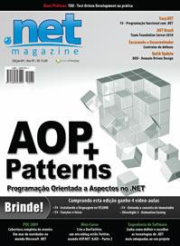 Revista .net Magazine Edição 69: AOP + Patterns