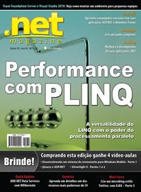 Revista .net Magazine Edição 70: Performance com PLINQ