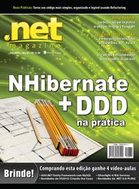 Revista .net Magazine Edição 72: NHibernate + DDD